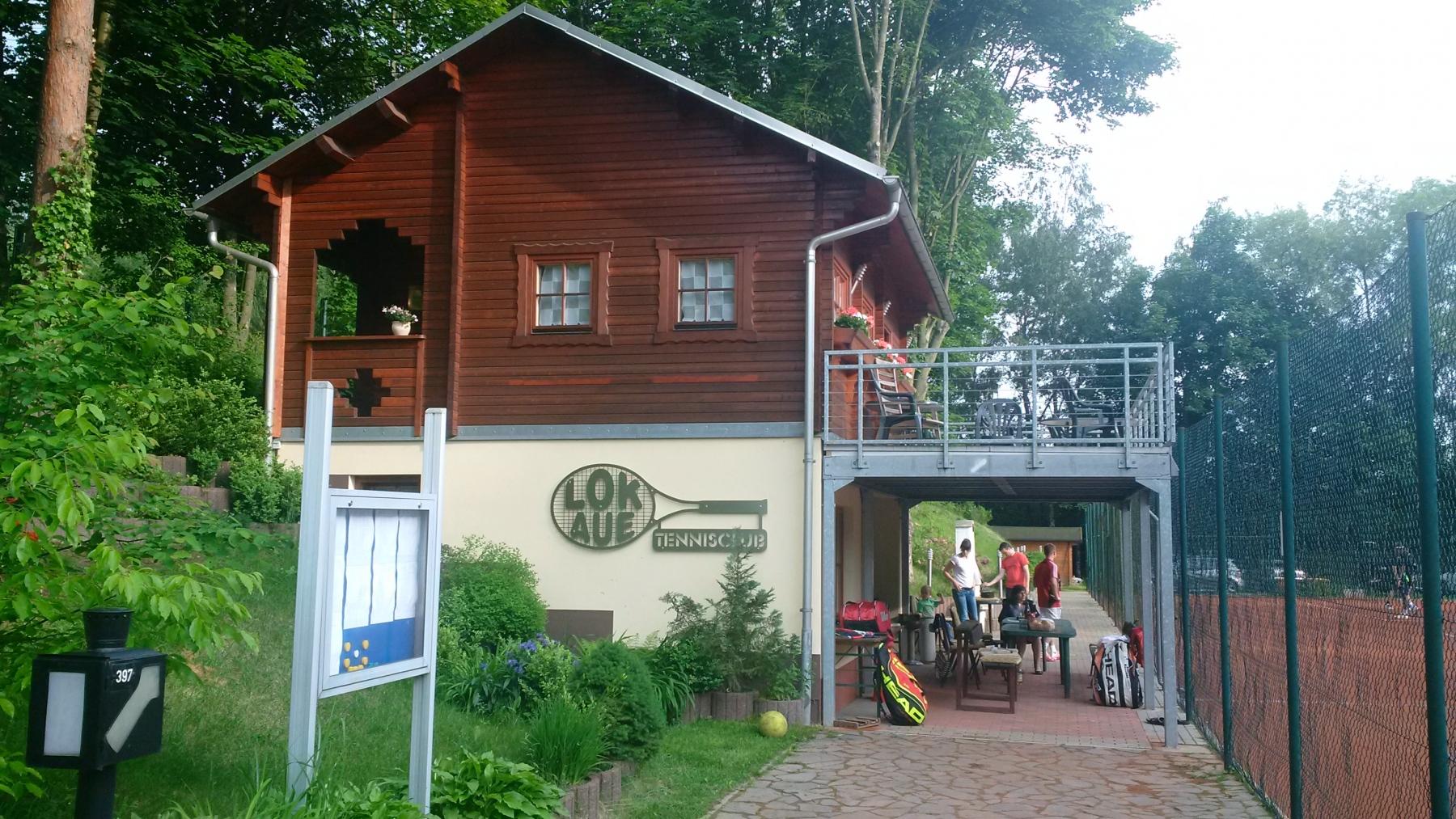 Brünlasberg-Vereinsheim