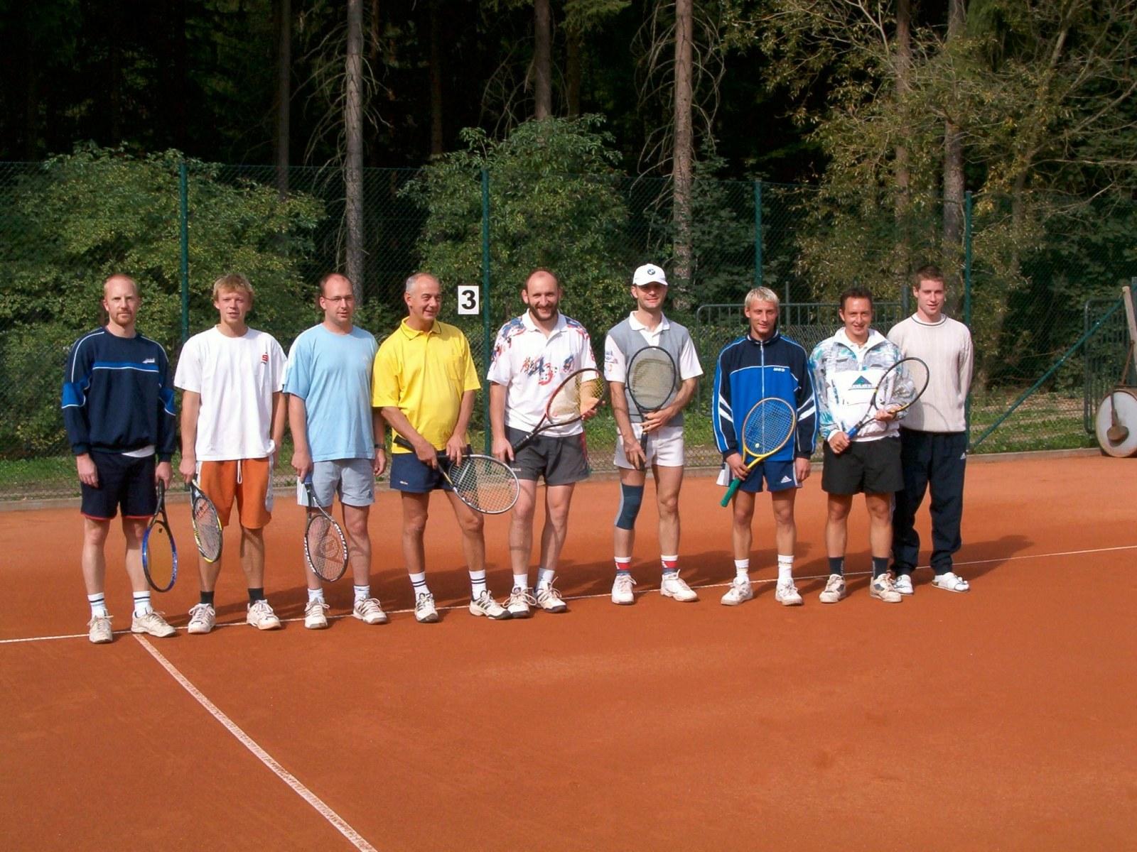 Erzgebirgsmeisterschaften bei uns 2007