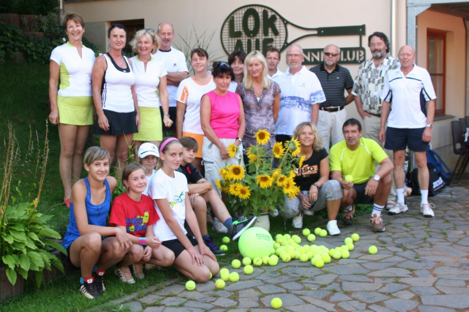 Freundschaftsspiel mit Limbach 22.08.2010